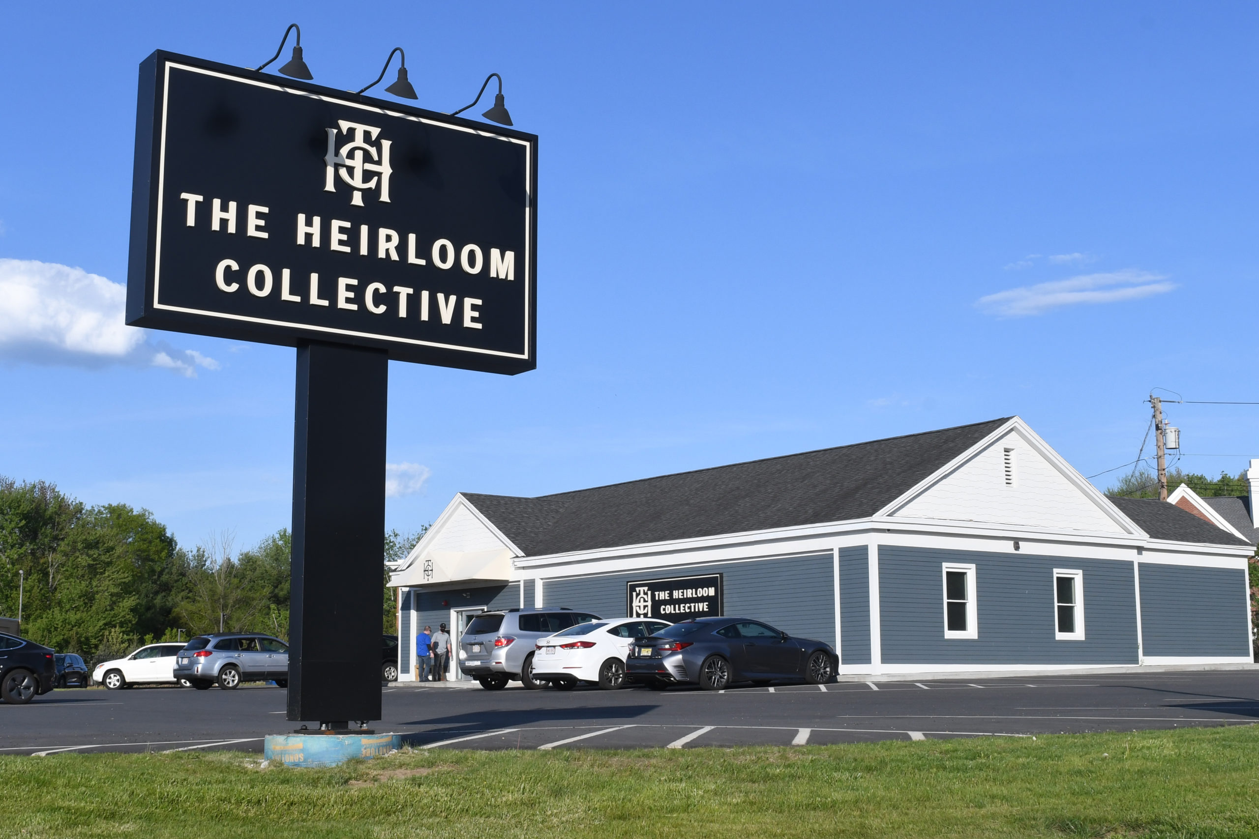 The Heirloom Collective Storefront
